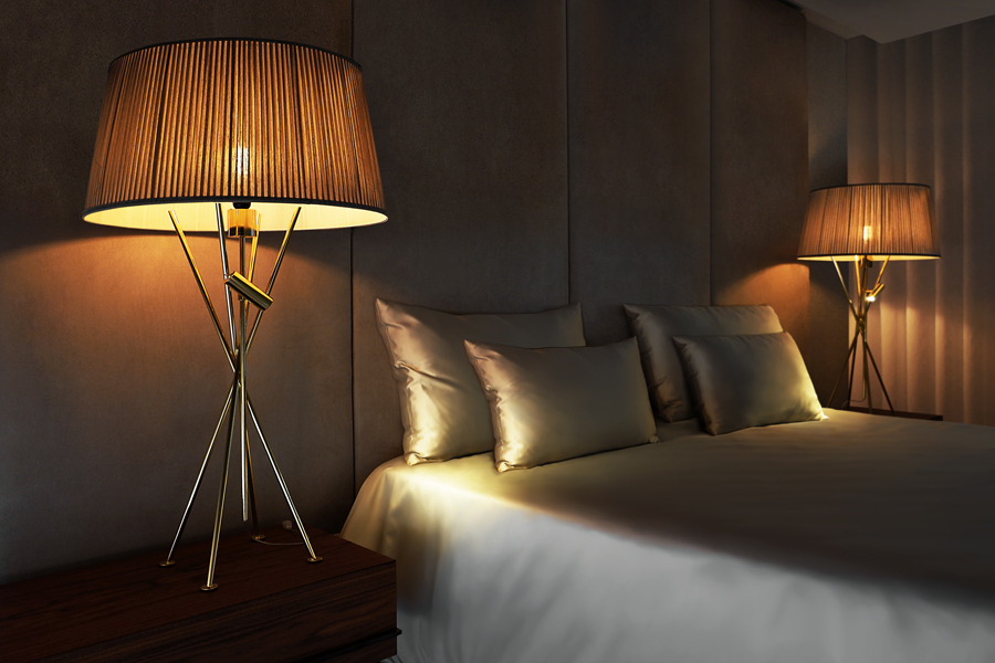 Axis table lamp desaive design