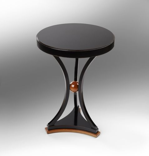 Side Table with ball