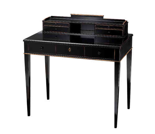 Ladies Desk with top