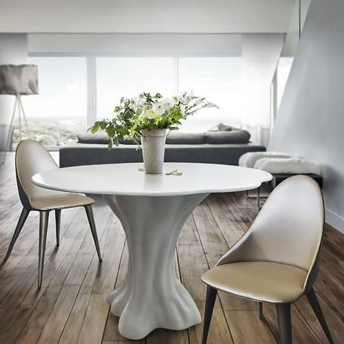 CALYPSO dining Table white