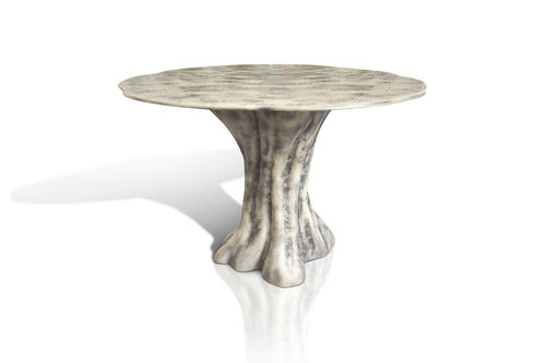 CALYPSO Outdoor dining table aged