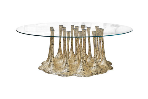 AMAZÓNIA dining table gold