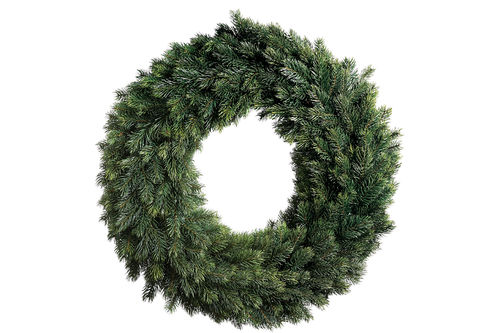 FIR WREATH Doppio D 70 cm