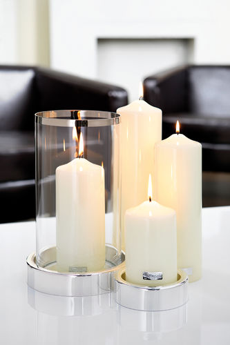 Altar Candles lacquered 20 cm / 8 cm