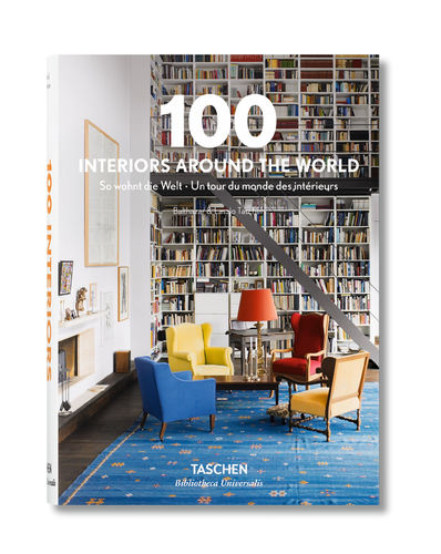 100 Interiors around the world. So wohnt die Welt (Kompendium)