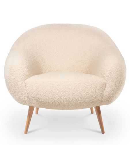 NIEMEYER Sessel Wolle