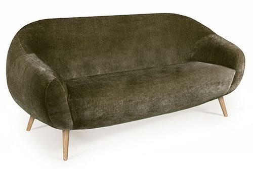 NIEMEYER Sofa Couch Royal Velvet